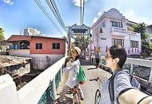 Exploring Bangkok by Bike with a local guide! Bangkok, Thailand