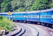 Train ride info and help for India