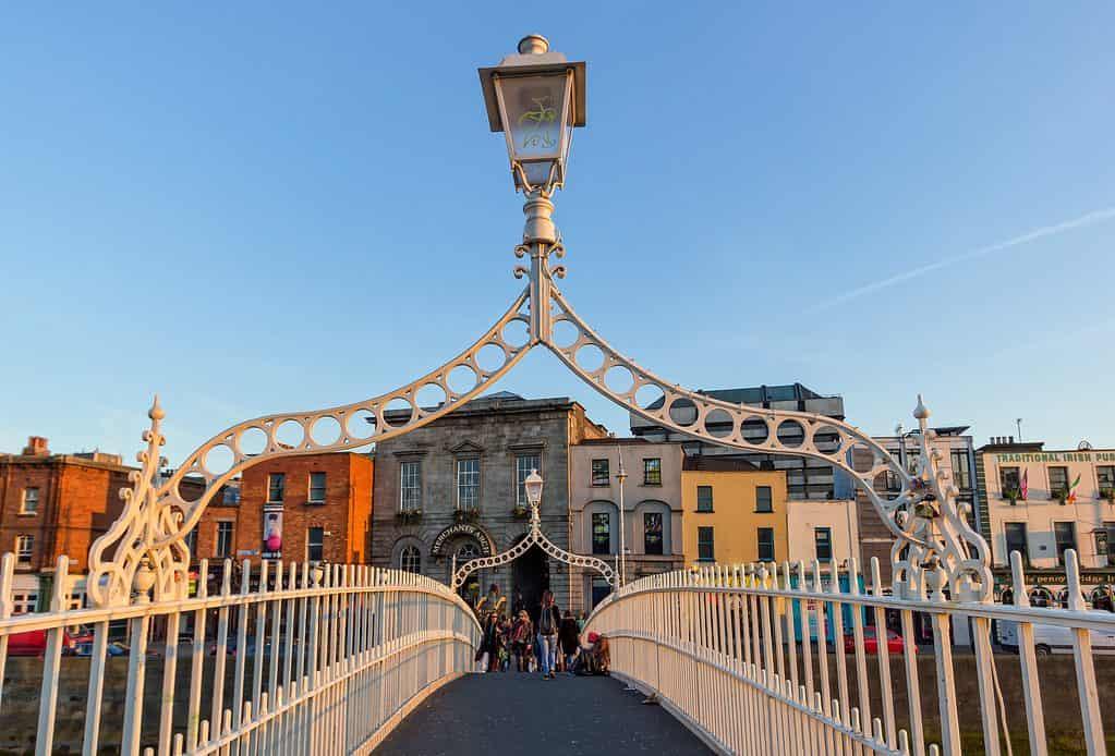 Dublin Bridge, Ireland