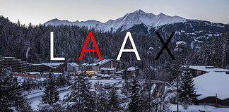 LAAX in Switzerland