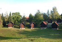 Plitvice Lakes National Park accommodation - bungalows