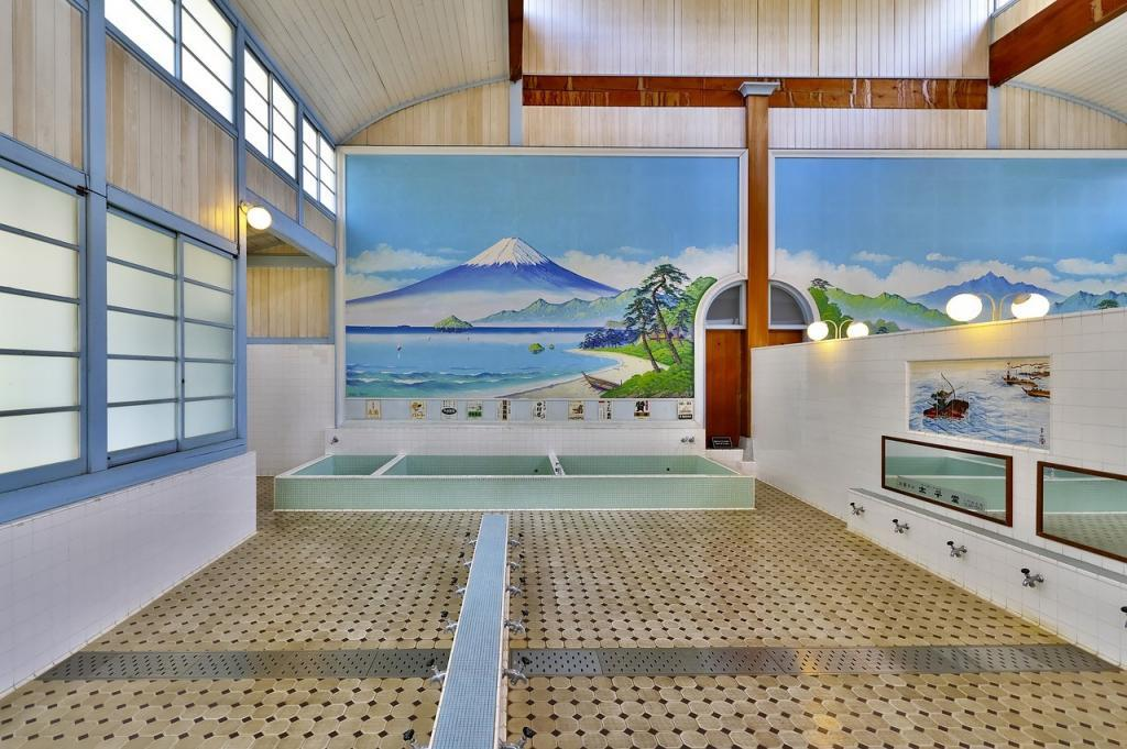 Traditional Japanese Onsen Etiquette