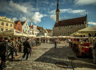 A weekend in Tallinn