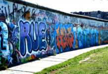 best place to see berlin wall