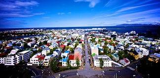 Reykjavik, cities of Iceland