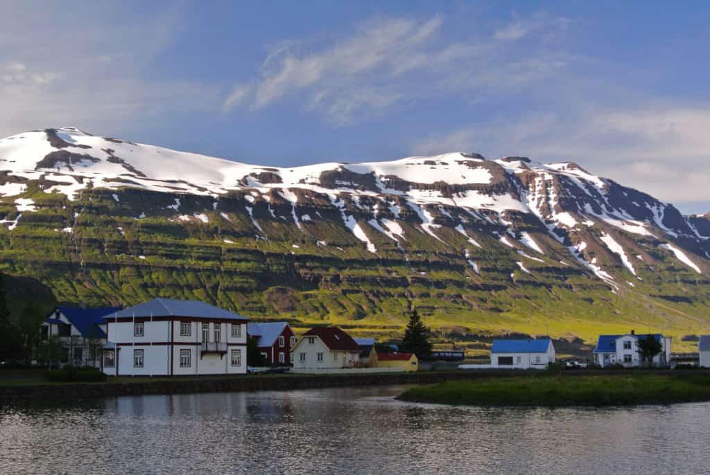 Seyðisfjörður, Iceland
