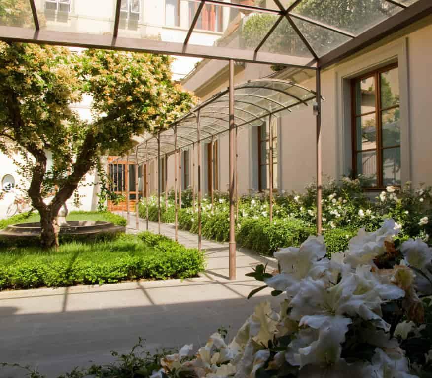 Hotel Orto De'Medici Garden