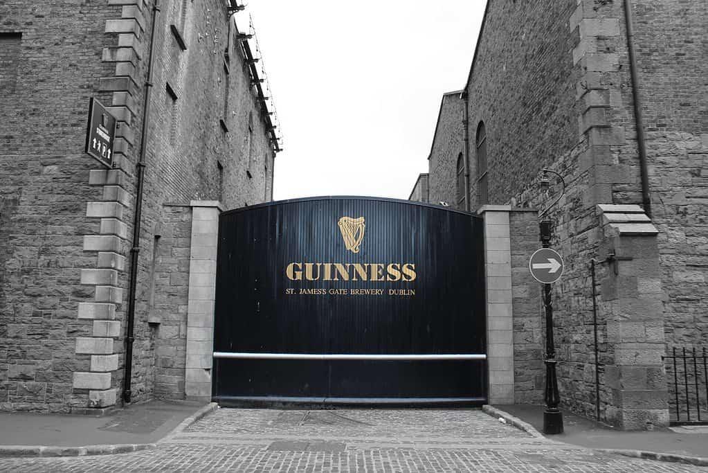 Guinness Storehouse, Dublin Ireland