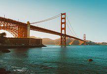 Golden Gate Bridge - Interesting Facts About California, USA