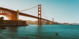 Golden Gate Bridge - Interesting Facts About California, USA