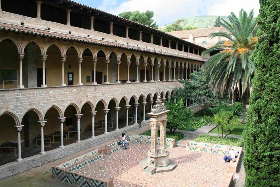 Monasterio Pedralbes