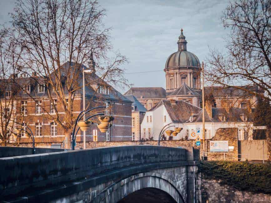 Take a day trip to Namur.