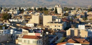 Sunset in Nicosia