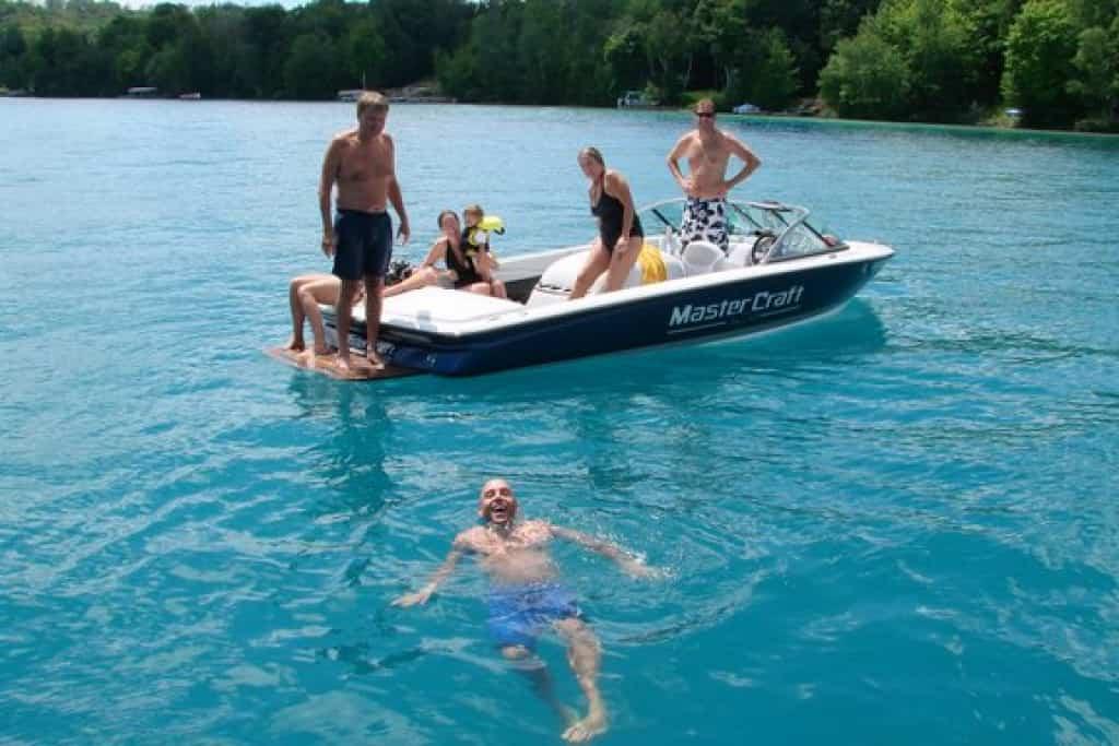 Torch Lake, Michigan, USA