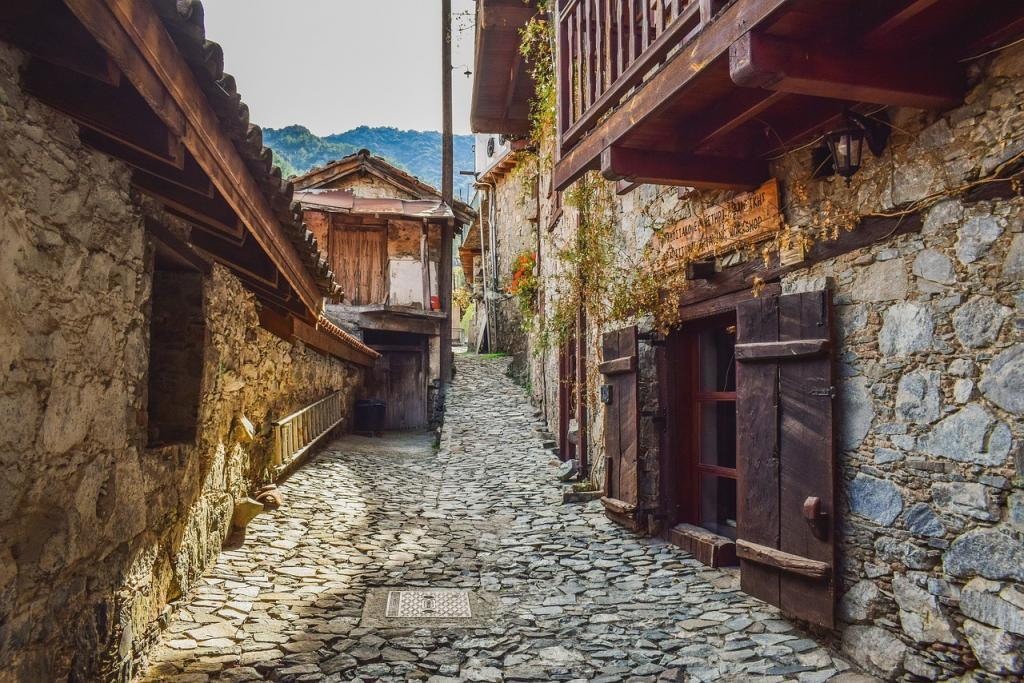 Visit the local villages in Cyprus