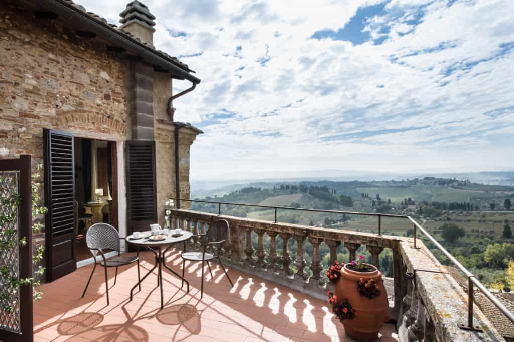 Hotel La Cisterna Terrace