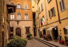 Best budget hotels in Florence, Italy
