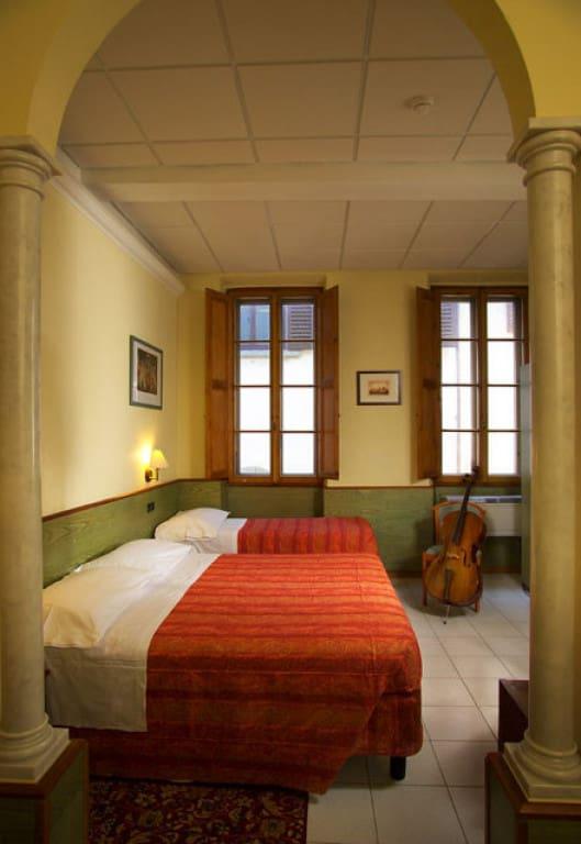 Hotel Casci Bedroom