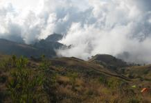 Bali volcano hike