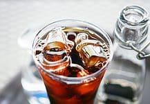 Drinks in Cambodia, Iced Tea
