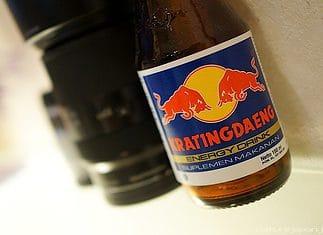 Original Thailand Red Bull