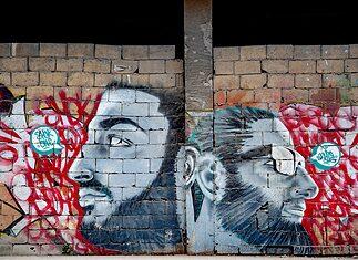 Grafitti, Places to visit in Lebanon