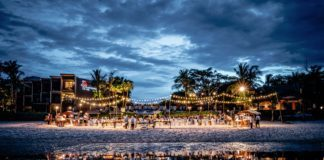 Best party beaches in Thailand