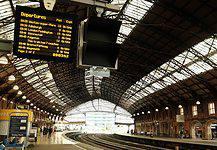 Budget train travel UK