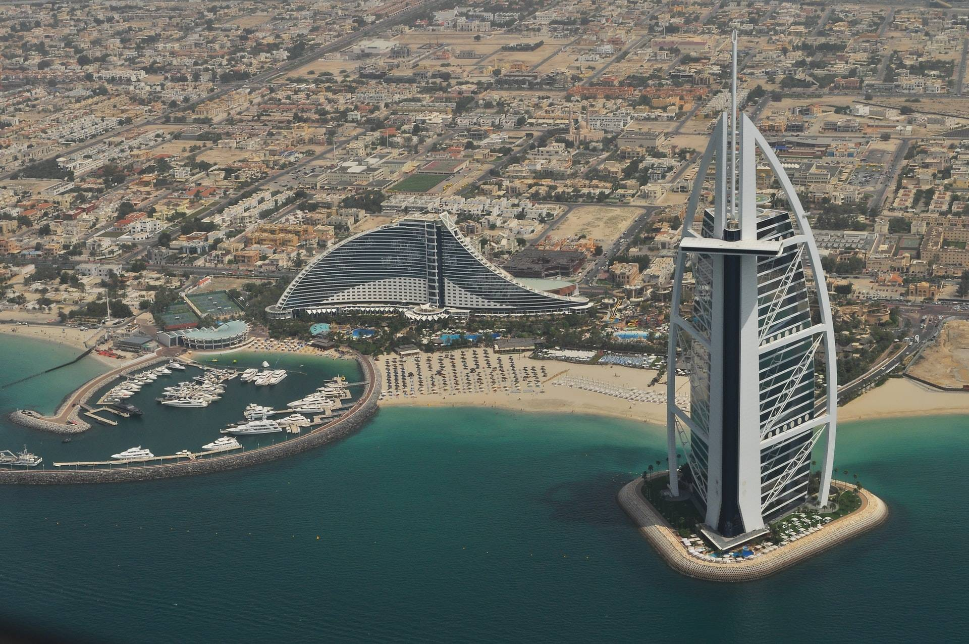 Getting Into Burj al Arab - Travel Dudes