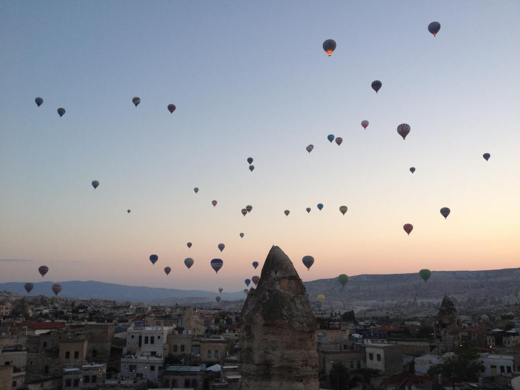 Experience Cappadocia on a budget.