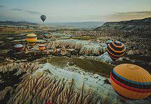 Cappadocia on a budget, Turkey