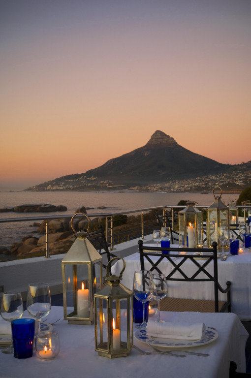 The best view in Cape Town, South Africa