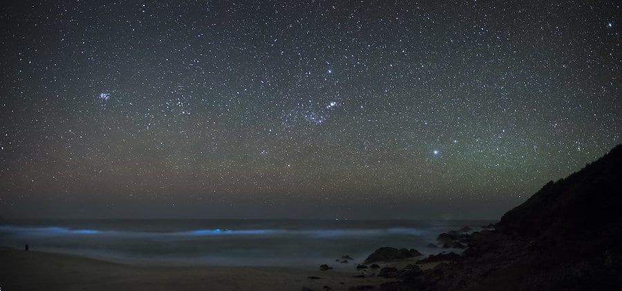 Bioluminescent Bays in Puerto Rico