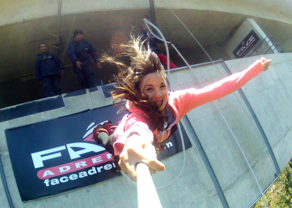 Bungee jumping in South Africa, Bloukrans