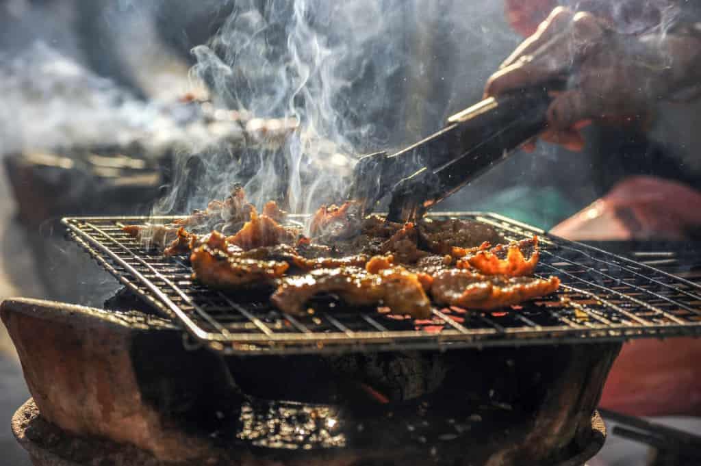 Namibia food - Braaivleis