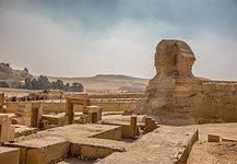 Visiting inside the Pyramids of Giza