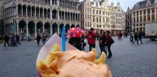 Guide to Brussels - try the fries
