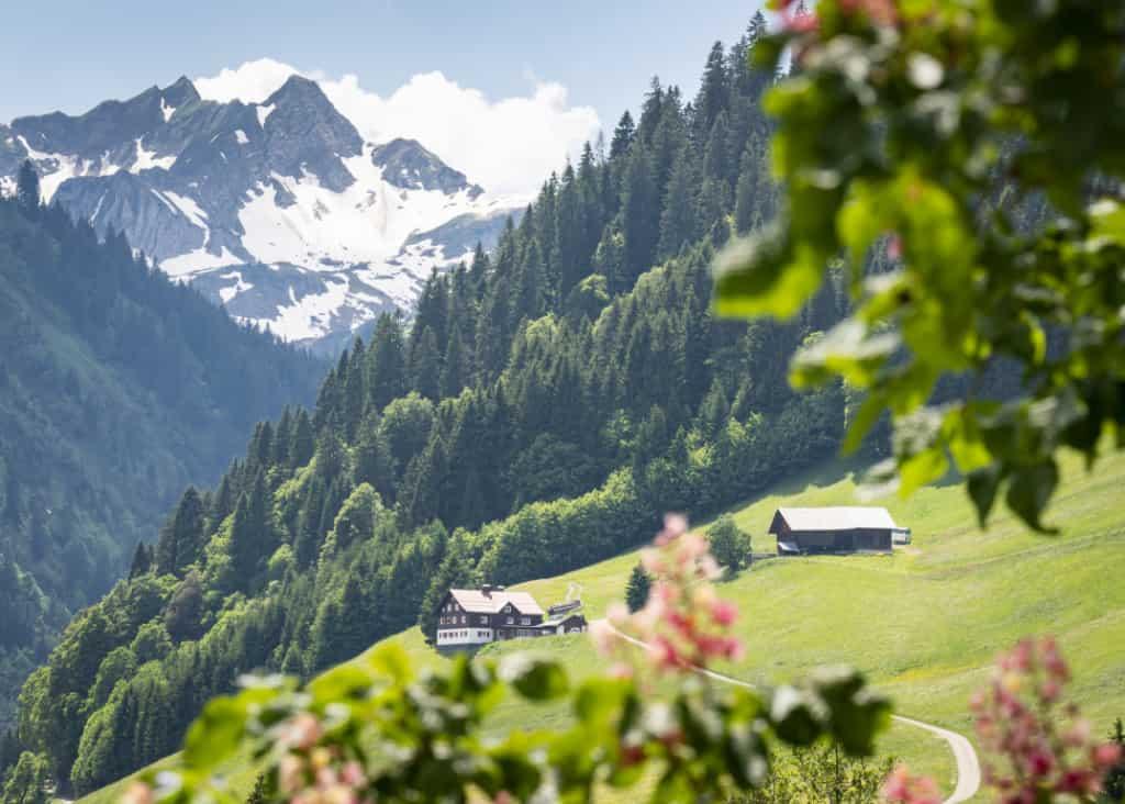 Visit Vorarlberg for its story-book villages