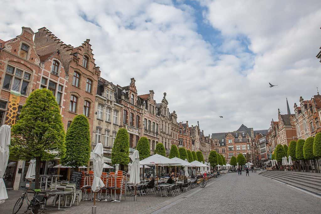 Brabant Wallon, Belgium