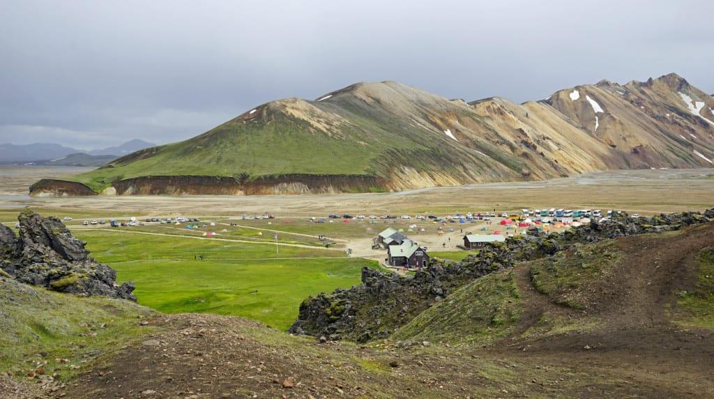Best Treks in the World, Iceland