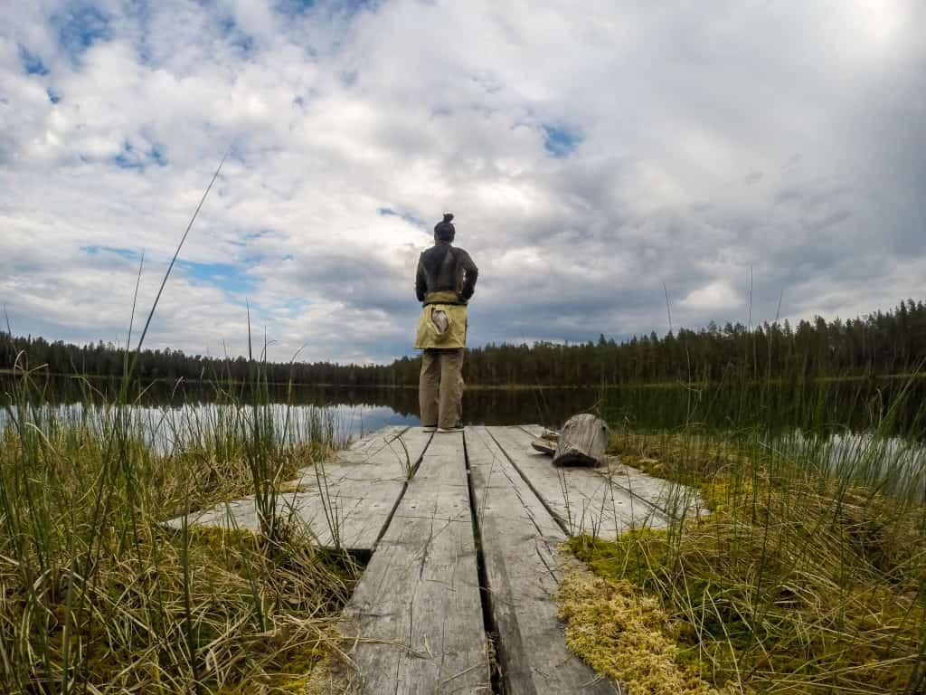 Hossa National Park itinerary, Finland