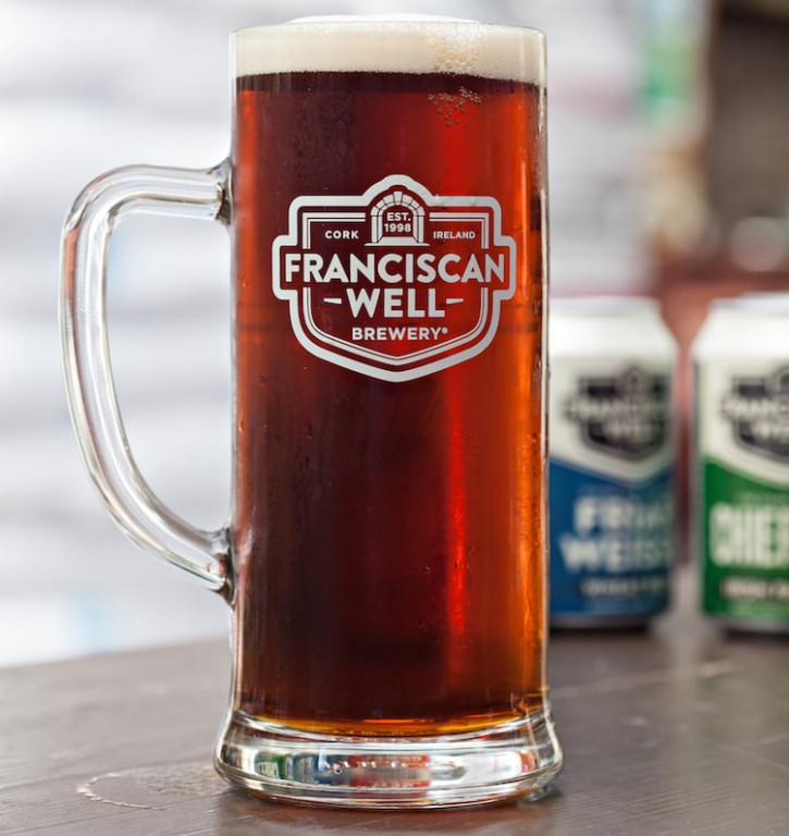 Craft beers in Ireland - Franciscan Well