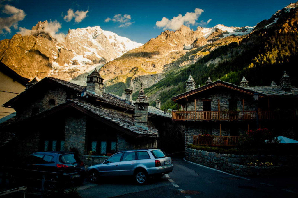La Palud, Italy