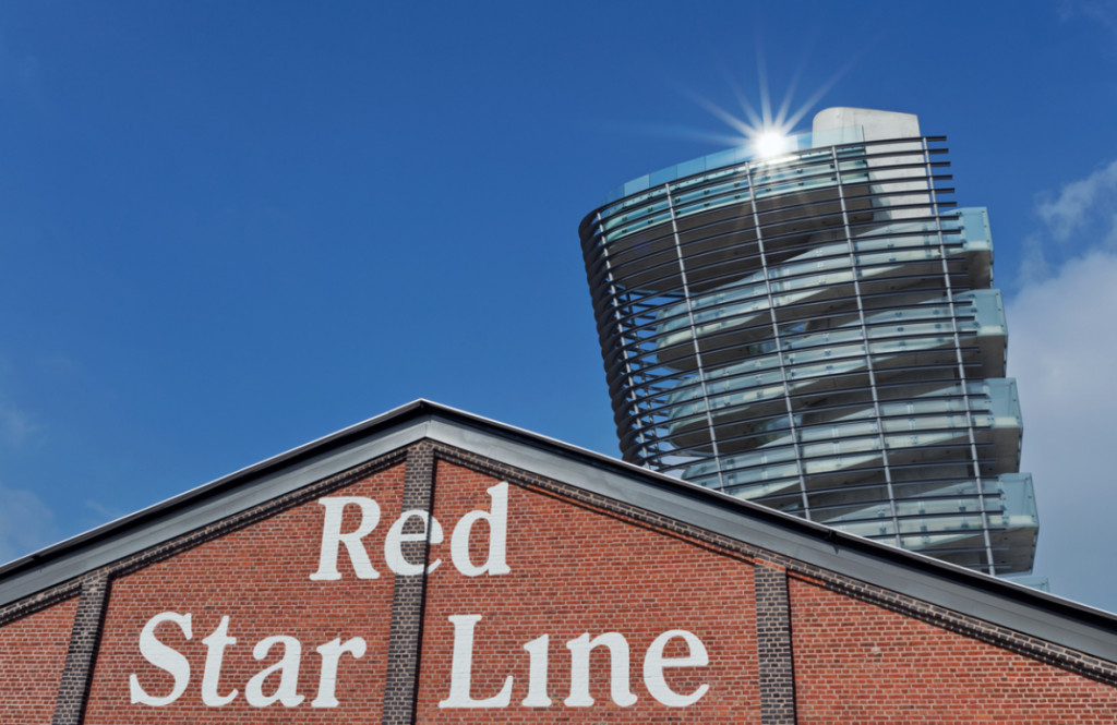 Red Star Line Museum in Antwerp, Belgium
