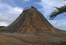 Volcan del Totumo in Colombia