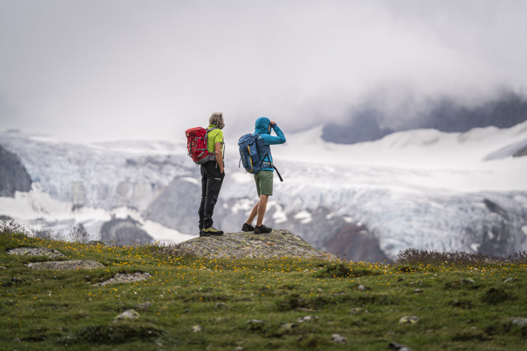 Hiking in Vorarlberg, Austria