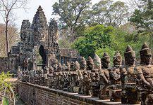Microlighting Over Angkor Wat