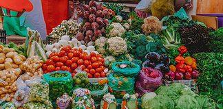 Mexican Food Market