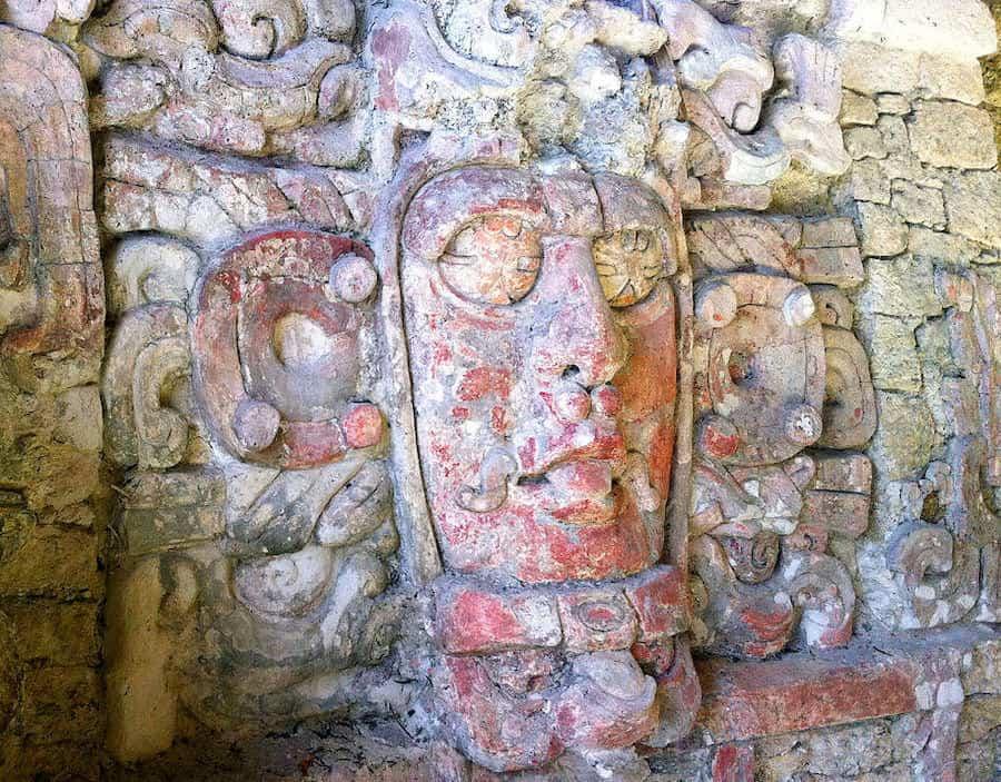 Kohunlich, Mexico