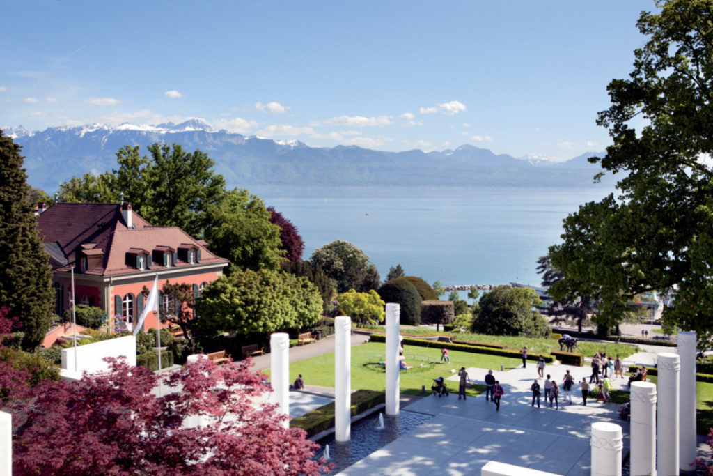 The Olympic Museum, Lausanne, Switzerland